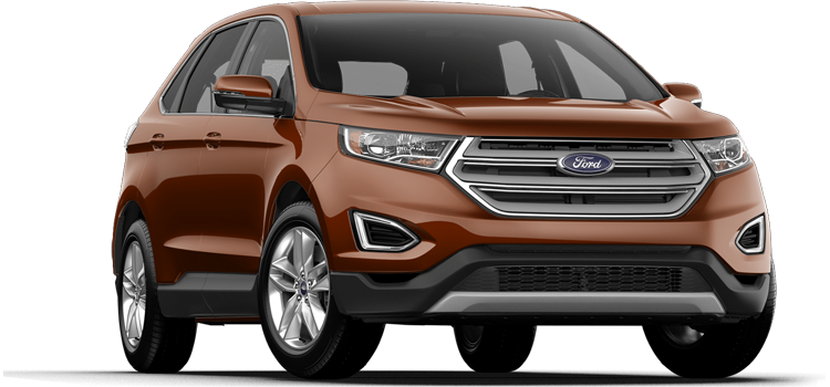 2017 Ford Colors >> 2017 Ford Edge Sel 4 Door Awd Crossover Colors