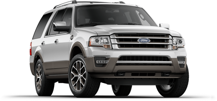 2017 Ford Expedition King Ranch 4 Door 4WD SUV StandardEquipment