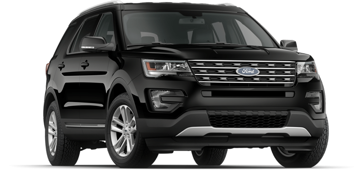 New 2017 Ford Explorer Xlt 35 330 Vin