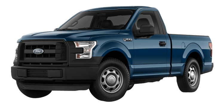 2017 Ford F-150 Regular Cab 6.5' Box XL