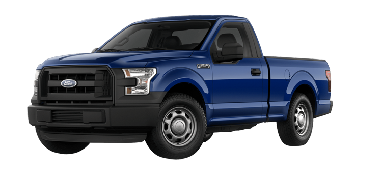 2017 Ford F-150 Regular Cab