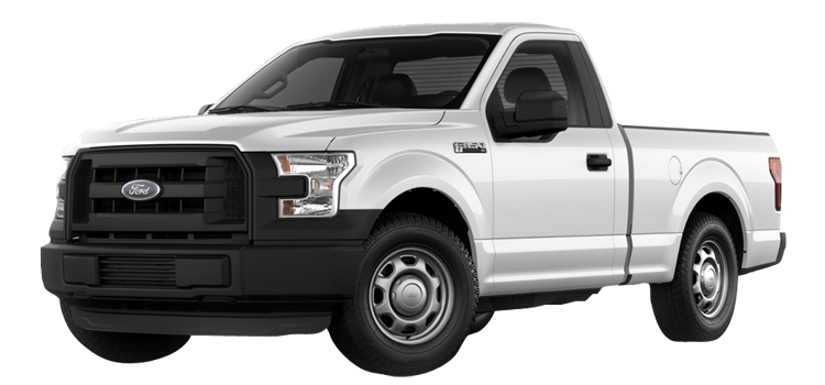 2017 Ford F 150 Regular Cab 6 5 Box Xl 2 Door 4wd Pickup