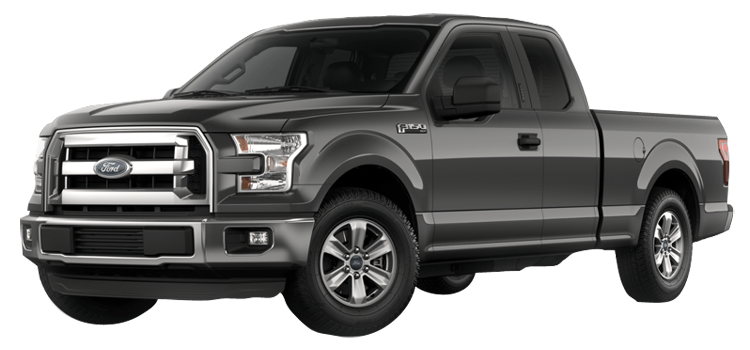 2017 Ford F-150 SuperCab 6.5' Box XLT