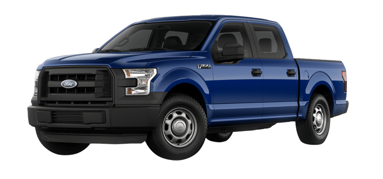 New 2017 Ford F-150 SuperCrew 5.5' Box XL