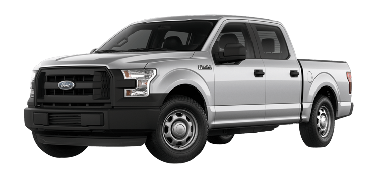 2017 Ford F-150 SuperCrew 5.5' Box XL