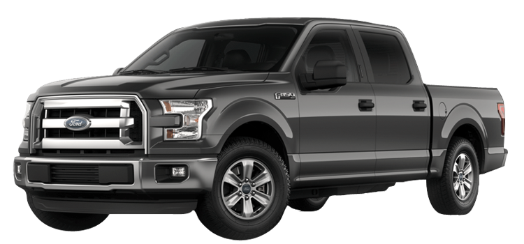 2017 Ford F-150 SuperCrew 5.5' Box XLT Pickup