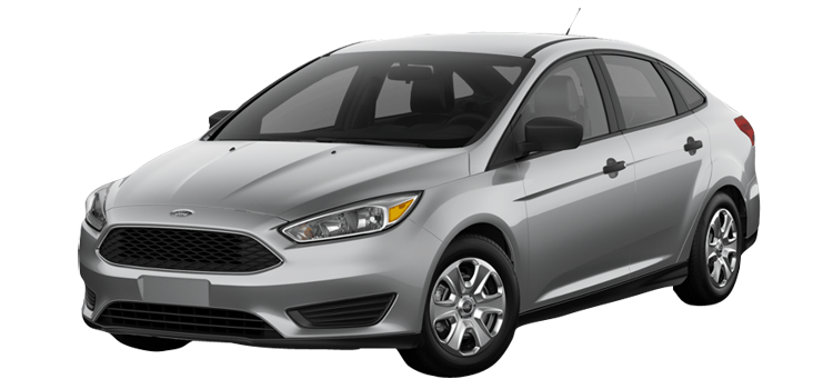 2017 Ford Focus S 4D Sedan