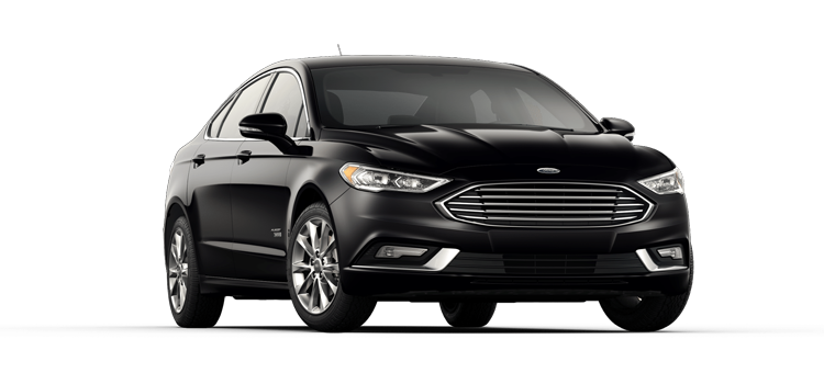 2017 Ford Fusion Energi Plug-In Hybrid