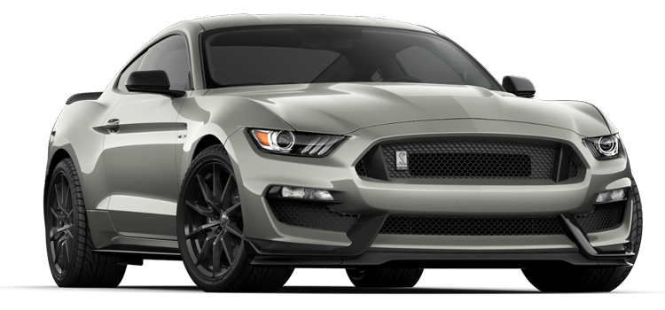 2017 Ford Mustang Shelby 2D Coupe