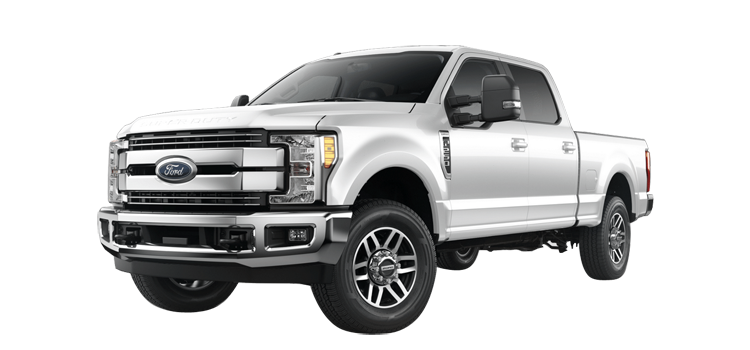 2017 Ford Super Duty F-250 Crew Cab 6.75' Box Lariat