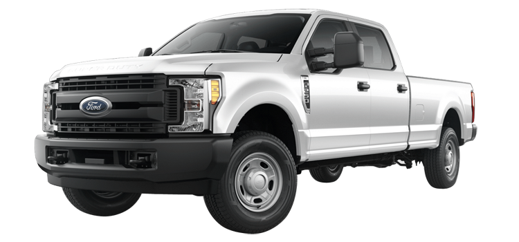 2017 Ford Super Duty F-250 Crew Cab 8' Box XL