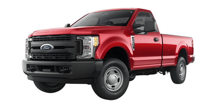 2017 Ford Super Duty F-250 Regular Cab