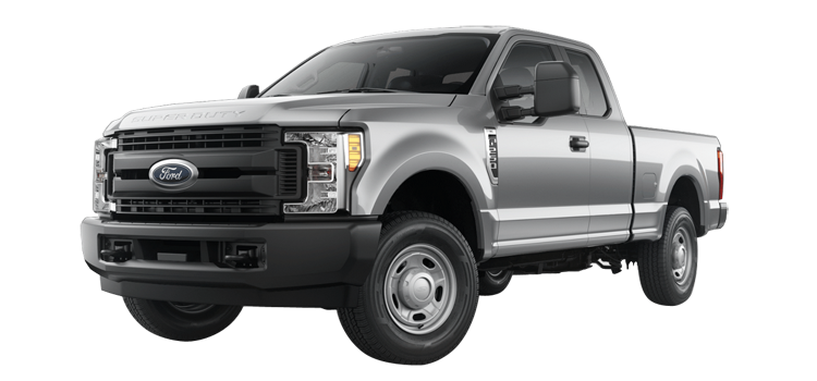 2017 Ford Super Duty F-250 SuperCab