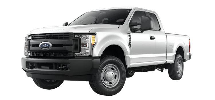 2017 Ford Super Duty F-250 SuperCab 6.75' Box XL