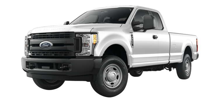 2017 Ford Super Duty F-250 SuperCab 8' Box XL