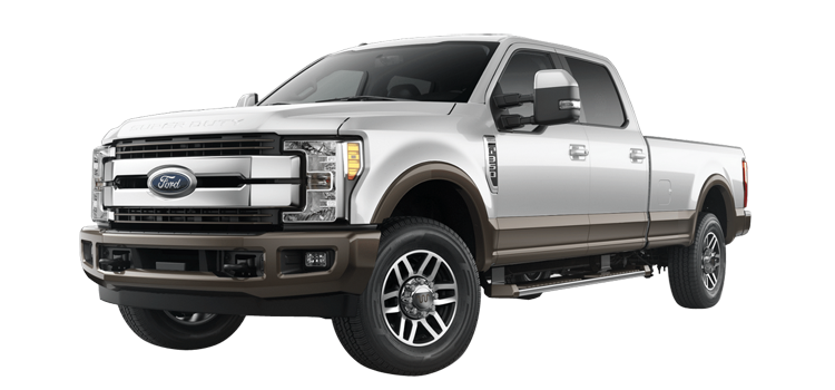 2017 Ford Super Duty F-350 Crew Cab King Ranch