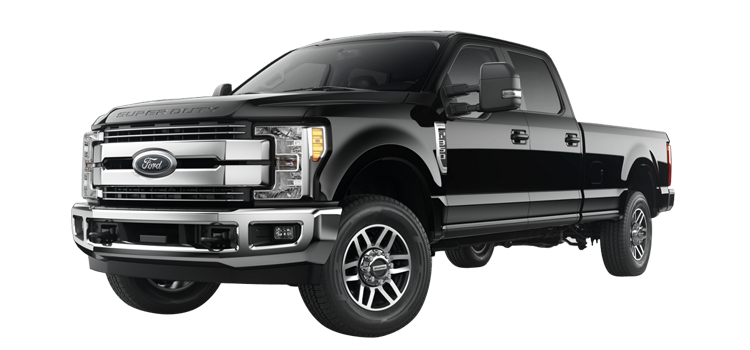 2017 Ford Super Duty F-350 Crew Cab Lariat