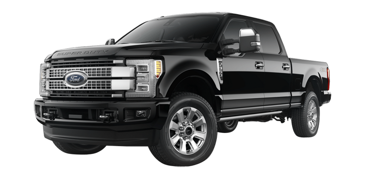 2017 Ford Super Duty F-350 Crew Cab Platinum