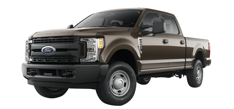 Super Duty F-350 Crew Cab