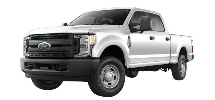 2017 Ford Super Duty F-350 Crew Cab