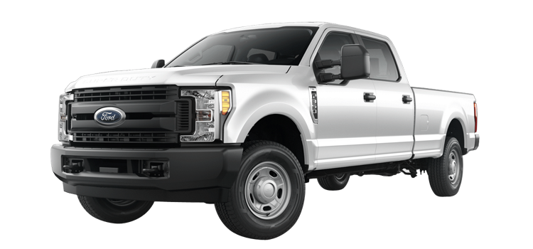 2017 Ford Super Duty F-350 Crew Cab XL