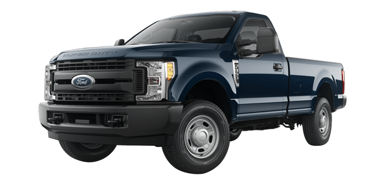 2017 Ford Super Duty F-350 Regular Cab