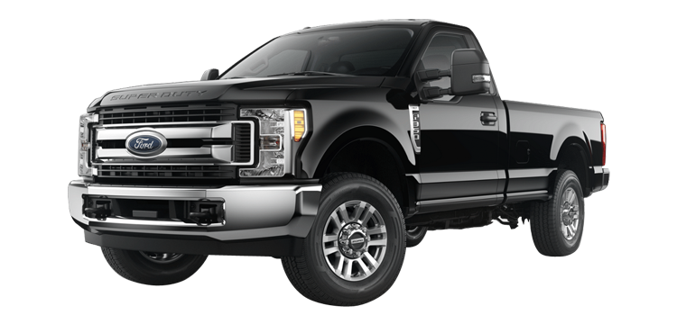 2017 Ford Super Duty F-350 Regular Cab XLT