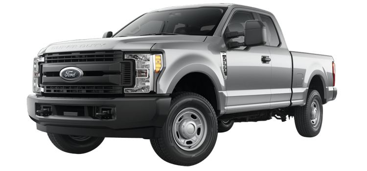 2017 Ford Super Duty F-350 SuperCab