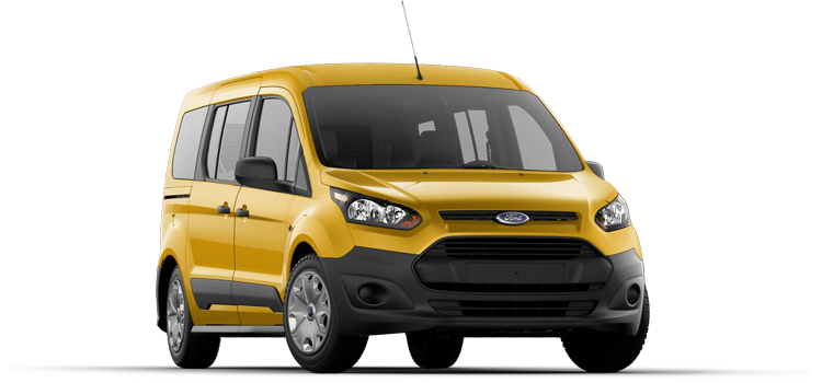 2017 Ford Transit Connect Rear Liftgate XL