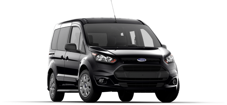 2017 Ford Transit Connect Rear 180 Degree Door Xlt 4