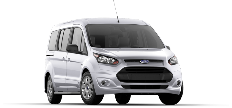 2017 Ford Transit Connect LWB (Rear 180 Degree Door) XLT