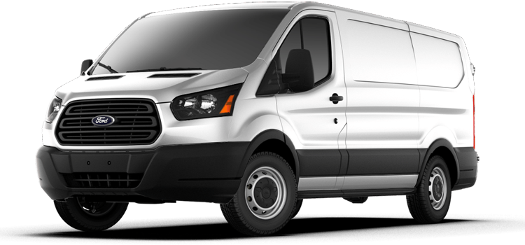2017 Ford Transit Van Sliding Pass. 130 WB 150 Low Roof