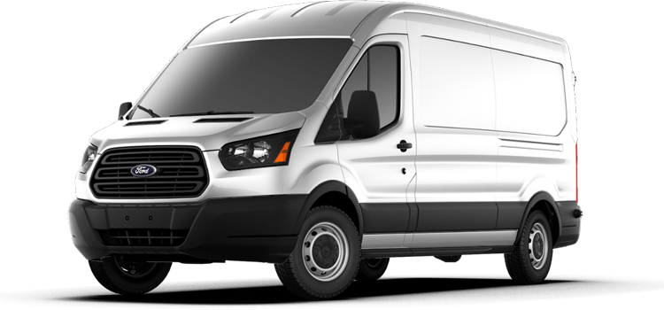 2017 Ford Transit Van Sliding Pass. 148 WB 250 Medium Roof