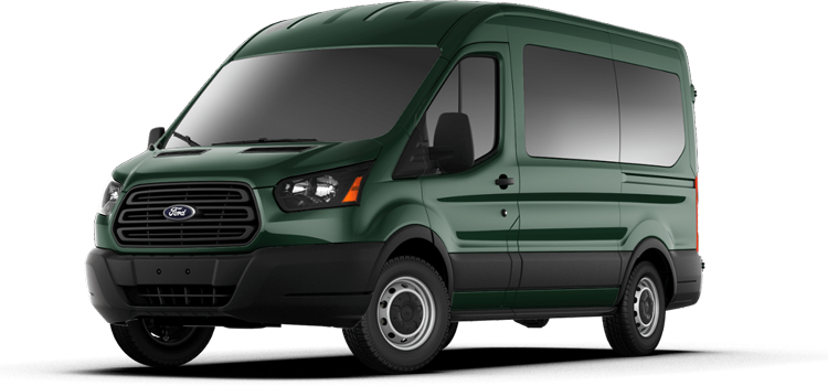 2017 ford transit wagon medium roof sliding pass 130 wb. Black Bedroom Furniture Sets. Home Design Ideas