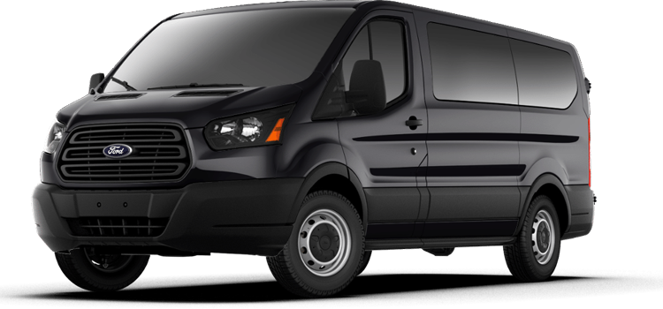 2017 Ford Transit Wagon Low Roof, Sliding Pass. 130 WB 150 XL