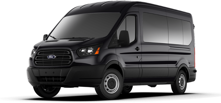 2017 Ford Transit Wagon Medium Roof, Sliding Pass. 148 WB 350 XL