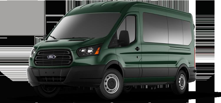 2017 Ford Transit Wagon Medium Roof Sliding Pass 148 Wb