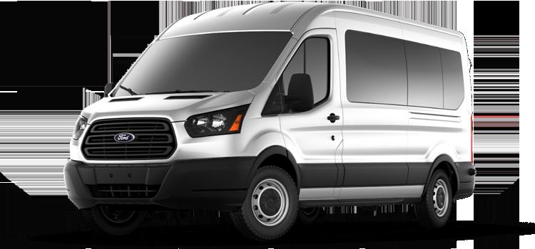 2017 Ford Transit Wagon Medium Roof, Sliding Pass. 148 WB 350 XL