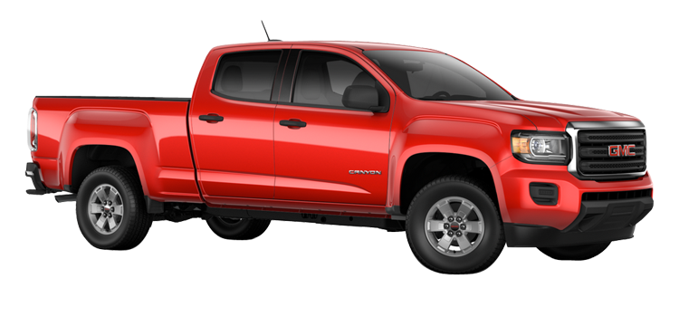 new 2017 gmc canyon crew cab demontrond auto group. Black Bedroom Furniture Sets. Home Design Ideas