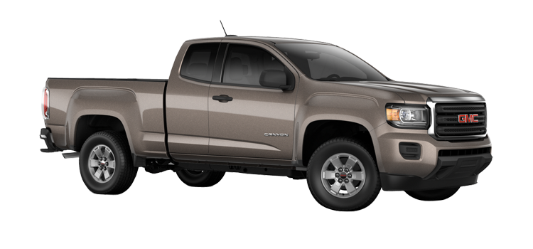 2017 GMC Canyon Extended Cab Canyon 2WD 4-Door RWD Pickup ...