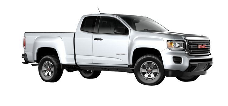 new 2017 gmc canyon extended cab pickup mercedes benz of beverly hills. Black Bedroom Furniture Sets. Home Design Ideas