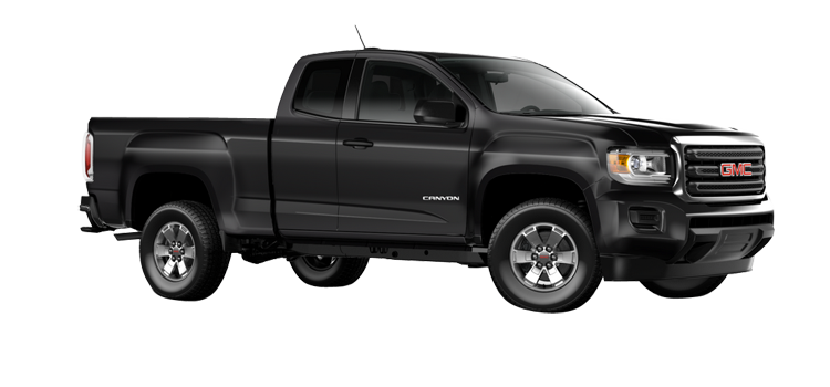 2017 GMC Canyon Extended Cab