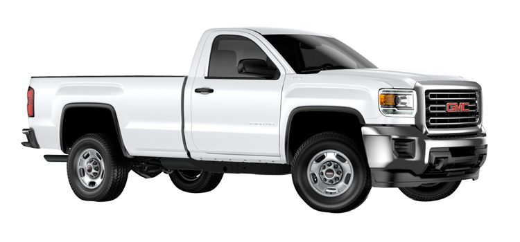 2017 GMC Sierra 2500 HD Regular Cab