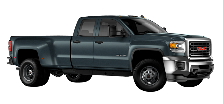 2017 GMC Sierra 3500 HD DRW Double Cab