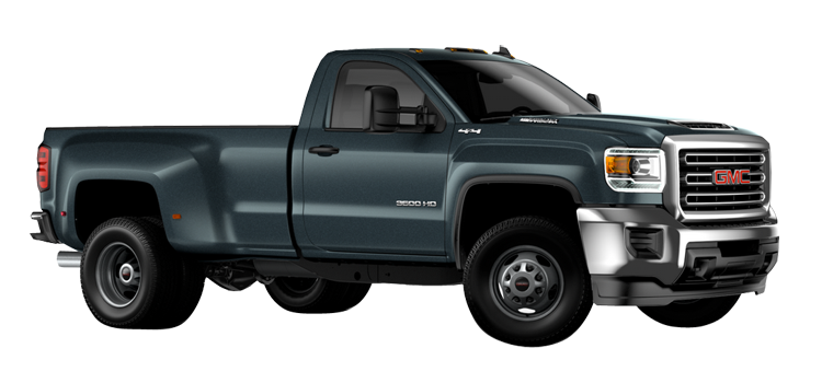 2017 GMC Sierra 3500 HD DRW Regular Cab