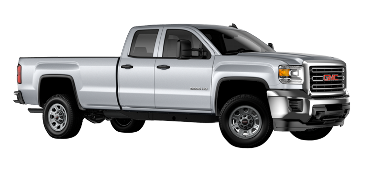2017 GMC Sierra 3500 HD SRW Double Cab