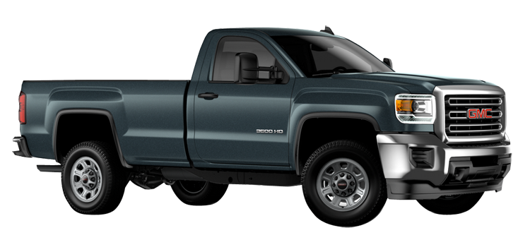 2017 GMC Sierra 3500 HD SRW Regular Cab
