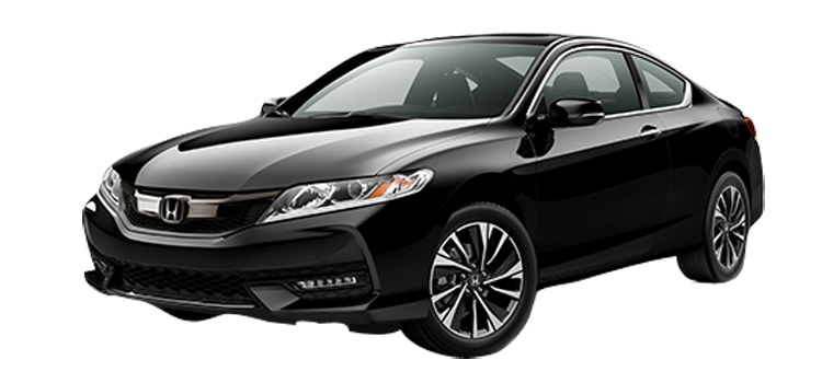 2017 Honda Accord Coupe 2.4 L4 with Leather EX-L