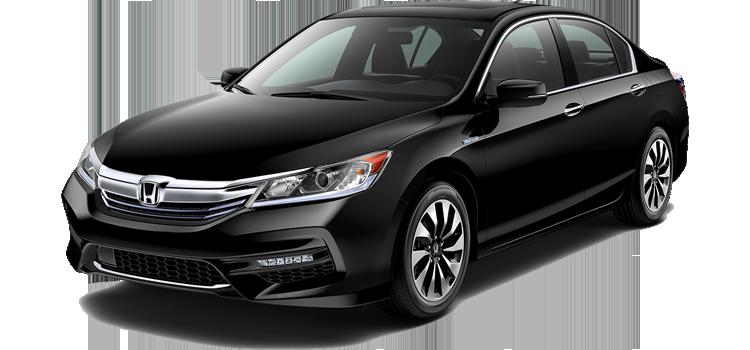2017 Honda Accord Hybrid EX-L 4D Sedan