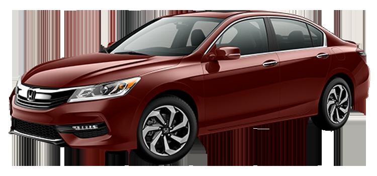 2017 Honda Accord Sedan 2.4 L4 with Leather EX-L